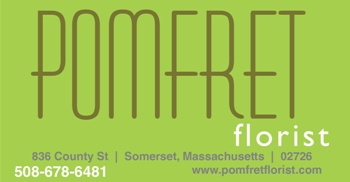 Weddings by Pomfret Florist | Somerset, MA